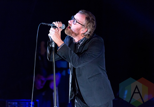The National. (Photo: Adam Pulicicchio/Aesthetic Magazine Toronto)
