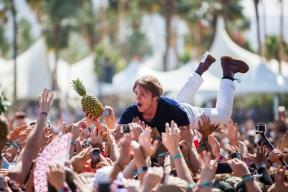 Cage The Elephant at Coachella Weekend 2. (Photo: Thomas Hawk)
