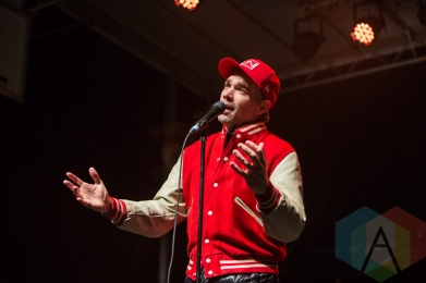 Buck 65. (Photo: Lauren Garbutt/Aesthetic Magazine Toronto)