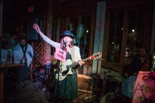 Laurel Minnes of Whitney Pea. (Photo: Lauren Garbutt/Aesthetic Magazine Toronto)