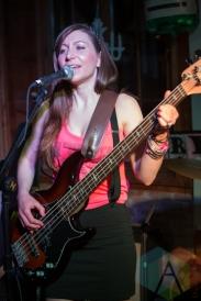 Rosalie Arizpe of Everybody's Girlfriend. (Photo: Lauren Garbutt/ Aesthetic Magazine Toronto)