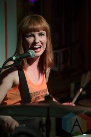 Nicole Viel of Everybody's Girlfriend. (Photo: Lauren Garbutt/ Aesthetic Magazine Toronto)