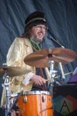 Dave Clark of The Woodshed Orchestra. (Photo: Lauren Garbutt/ Aesthetic Magazine Toronto)