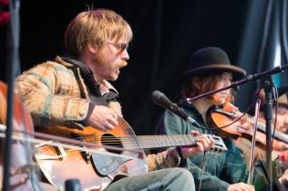 Bill Howard of The Ever-Lovin' Jug Band. (Photo: Lauren Garbutt/Aesthetic Magazine Toronto)