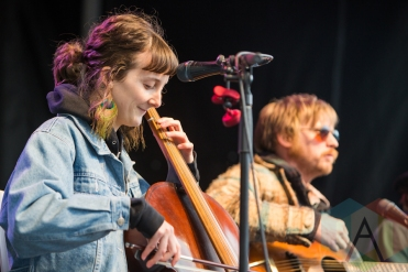 Amy Williams of The Ever-Lovin' Jug Band. (Photo: Lauren Garbutt/Aesthetic Magazine Toronto)
