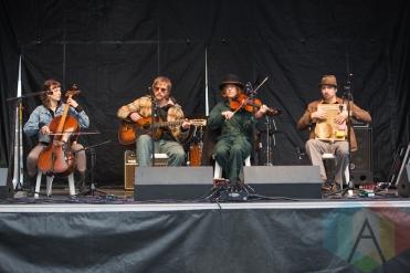 The Ever-Lovin' Jug Band. (Photo: Lauren Garbutt/Aesthetic Magazine Toronto)