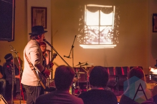 The Joe Lapinski Band. (Photo: Lauren Garbutt/Aesthetic Magazine Toronto)