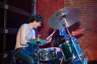 Shane Turner of Waterbodies. (Photo: Lauren Garbutt/Aesthetic Magazine Toronto)