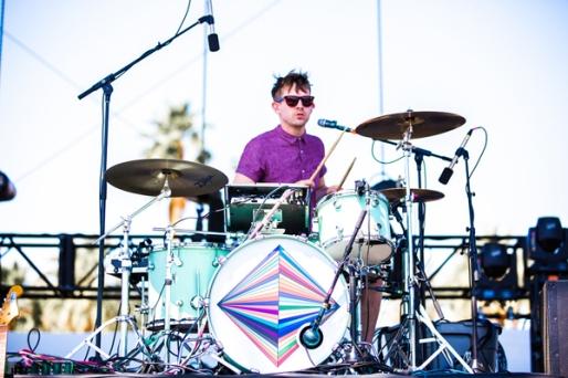 STRFKR at Coachella Weekend 2. (Photo: Thomas Hawk)