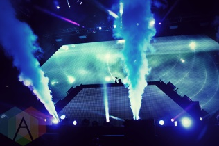 Avicii. (Photo: Adam Harrison/Aesthetic Magazine Toronto)
