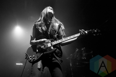 HAIM. (Photo: Adam Pulicicchio/Aesthetic Magazine Toronto)