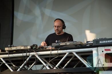 Sven Väth at Electric Island 2014. (Photo: Morgan Hotston/Aesthetic Magazine Toronto)