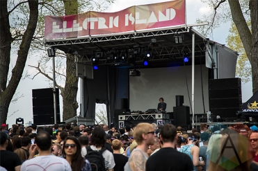 Electric Island 2014. (Photo: Brandon Lorenzetti/Aesthetic Magazine Toronto)