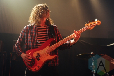 Kevin Devine and The Godamn Band. (Photo: Stephen McGill/Aesthetic Magazine Toronto)