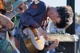 Kikagaku Moyo. (Photo: Steve Danyleyko/Aesthetic Magazine Toronto)