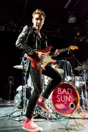 Bad Suns. (Photo: Angelo Marchini/Aesthetic Magazine Toronto)