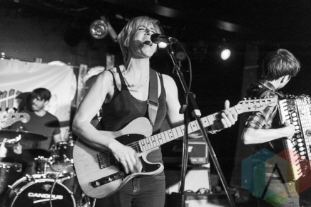 Laura Stevenson. (Photo: Stephen McGill/Aesthetic Magazine Toronto)