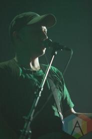 Stuart Braithwaite of Mogwai. (Photo: Lauren Garbutt/Aesthetic Magazine Toronto)