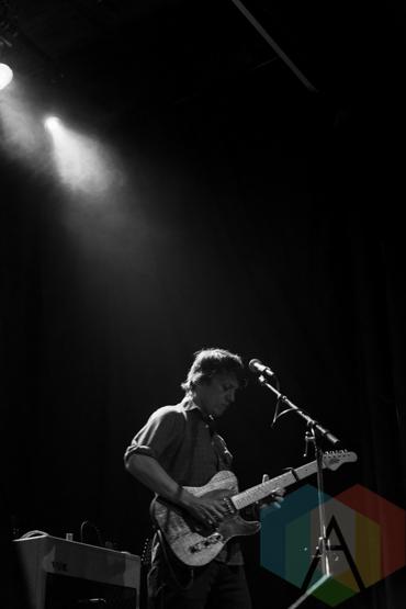 Steve Gunn. (Photo: Dianna Lee/Aesthetic Magazine Toronto)