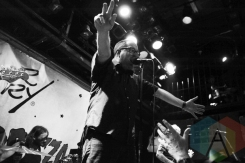 The Hold Steady. (Photo: Stephen McGill/Aesthetic Magazine Toronto)