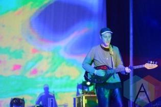 Unknown Mortal Orchestra. (Photo: Steve Danyleyko/Aesthetic Magazine Toronto)