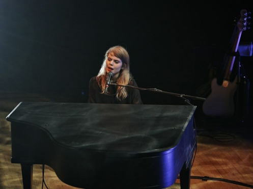 Coeur de Pirate. (Photo: Malcolm Cook/Massey Hall)