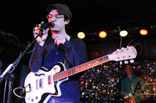 Clap Your Hands Say Yeah. (Photo: Stephen McGill/Aesthetic Magazine Toronto)