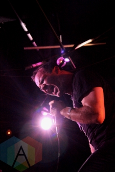 Future Islands. (Photo: Amanda-Susan Carson/Aesthetic Magazine Toronto)