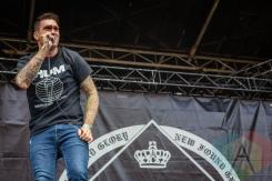 New Found Glory. (Photo: Scott Penner/Aesthetic Magazine Toronto)