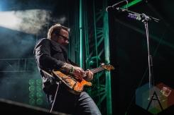 Weezer. (Photo: Scott Penner/Aesthetic Magazine Toronto)