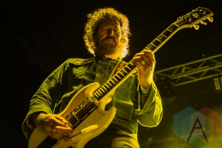 Mastodon. (Photo: Scott Penner/Aesthetic Magazine Toronto)
