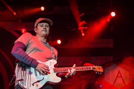 Blink 182. (Photo: Scott Penner/Aesthetic Magazine Toronto)