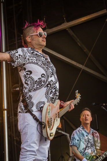 Me First and the Gimme Gimmes. (Photo: Scott Penner/Aesthetic Magazine Toronto)
