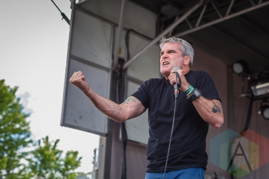 Henry Rollins. (Photo: Scott Penner/Aesthetic Magazine Toronto)