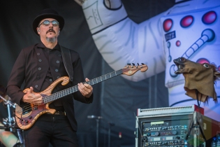 Primus. (Photo: Scott Penner/Aesthetic Magazine Toronto)