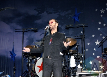 Ringo Starr. (Photo: Gilles LeBlanc/Aesthetic Magazine Toronto)