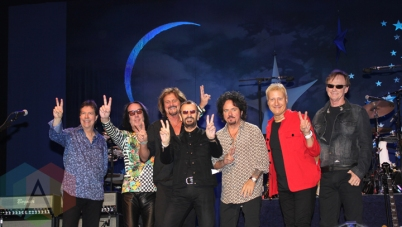 Ringo Starr & His All-Starr Band. (Photo: Gilles LeBlanc/Aesthetic Magazine Toronto)