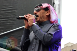 Omar Souleyman. (Photo: Curtis Sindrey/Aesthetic Magazine Toronto)