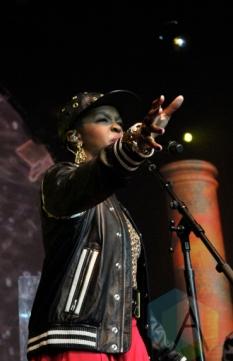 Lauryn Hill. (Photo: Amanda-Susan Carson/Aesthetic Magazine Toronto)