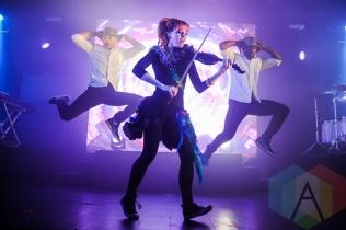 Lindsey Stirling. (Photo: Stephen McGill/Aesthetic Magazine Toronto)