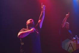 B.Dolan and Lord Grunge. (Photo: Lauren Garbutt/Aesthetic Magazine Toronto)