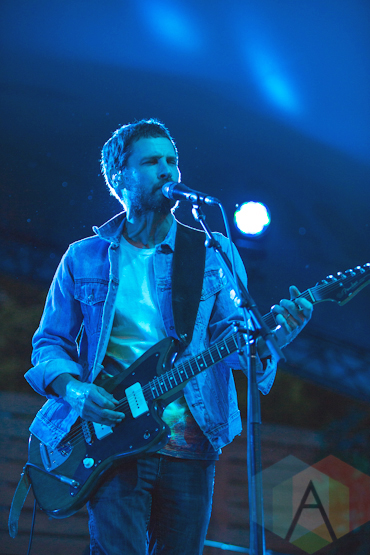 Sam Roberts of Sam Roberts Band. (Photo: Lauren Garbutt/Aesthetic Magazine Toronto)