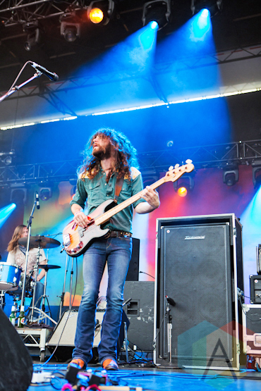The Sheepdogs. (Photo: Lauren Garbutt/Aesthetic Magazine Toronto)