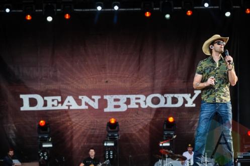 Dean Brody. (Photo: Scott Penner/Aesthetic Magazine Toronto)