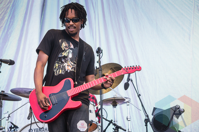 Black Joe Lewis. (Photo: Scott Penner/Aesthetic Magazine Toronto)
