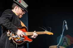 Matt Andersen and The Mellotones. (Photo: Scott Penner/Aesthetic Magazine Toronto)