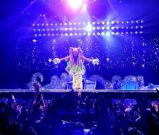 Lady Gaga. (Photo: Kevin Mazur)