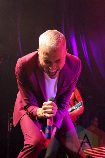 Neon Trees. (Photo: Amanda-Susan Carson/Aesthetic Magazine Toronto)