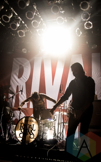 Rival Sons. (Photo: Dale Benvenuto/Aesthetic Magazine Toronto)