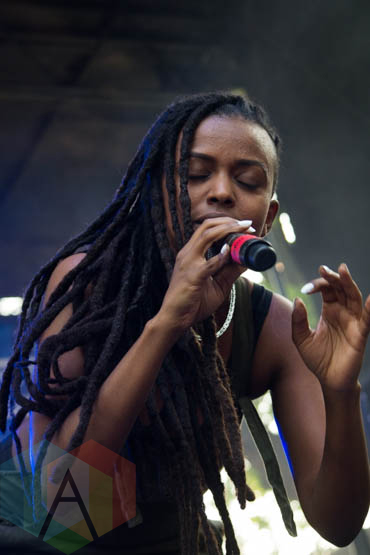 Kelela. (Photo: Katie Kuropas/Aesthetic Magazine Toronto)